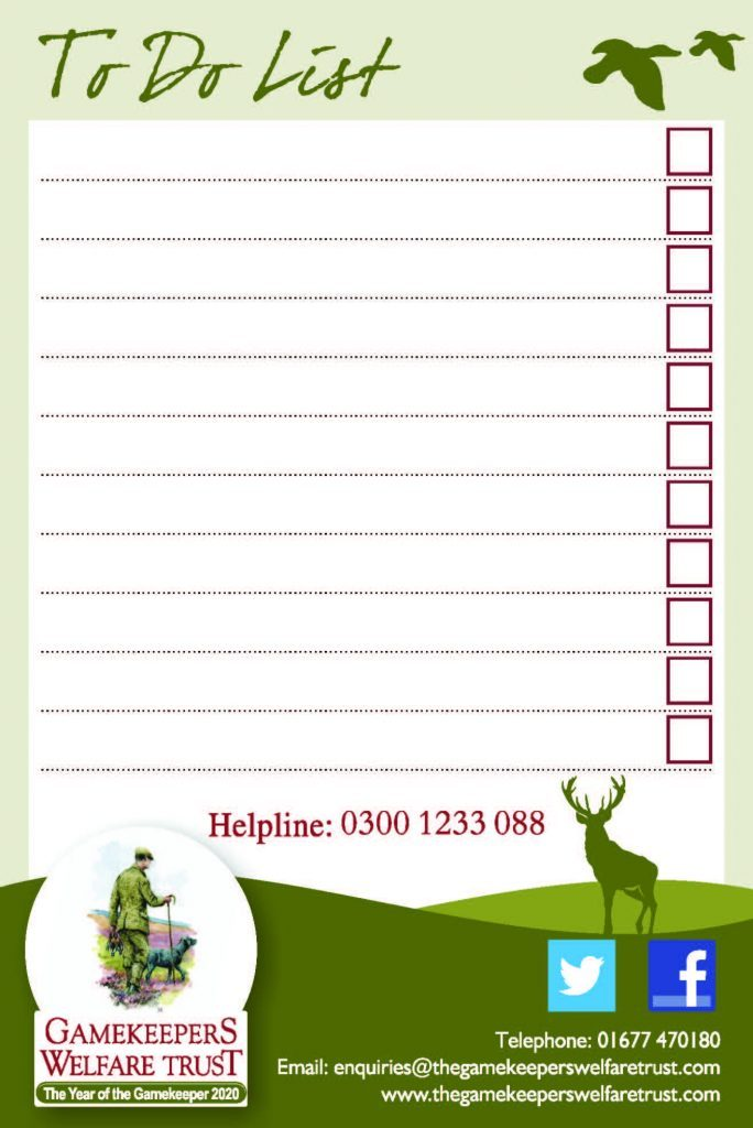 To Do List - Notepads